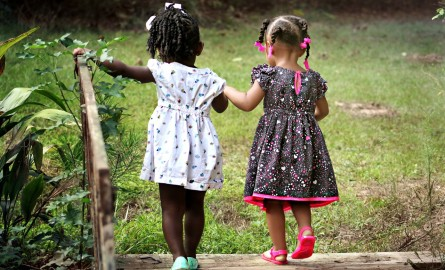 Le 3 tappe di crescita dei bambini
